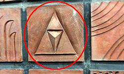 نمادهاي فراماسونري در ايستگاه مترو امام خميني|www.rahafun.com|