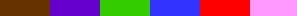 رنگ بندی
