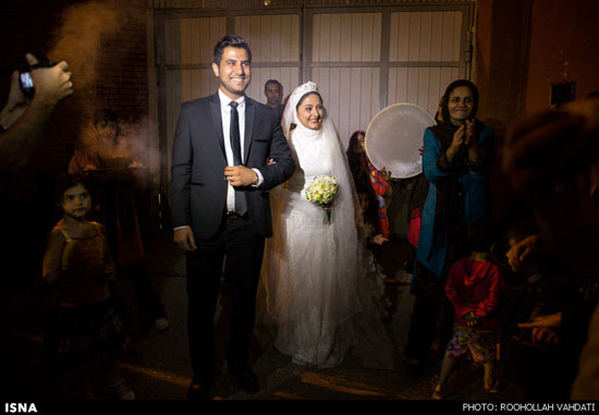 عکس-عروسی-ماه-عسل-۹