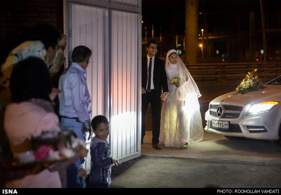 عکس-عروسی-ماه-عسل