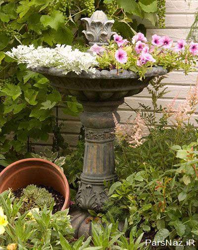 مدل هایی برای طراحی باغچه و حیاط5