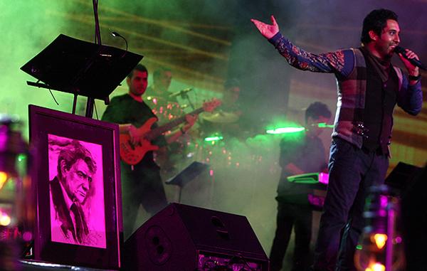 کنسرت مهناز افشار|www.rahafun.com