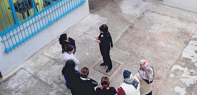 عکس های جالب و دیدنی از زندان زنان در ترکیه|www.rahafun.com|