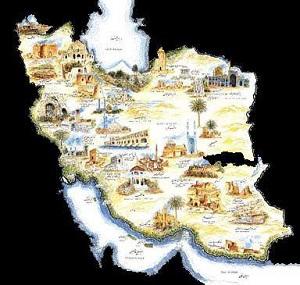 نام سابق و قدیمی برخی از شهرهای ایران|www.rahafun.com|
