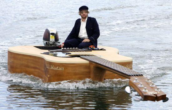عکس های زیبا از قایق تفریحی|www.rahafun.com|