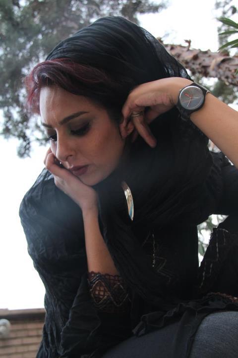 عکس های غزل صارمی|rahafun.com|