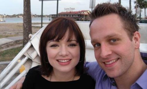 عکس سلفی خندان و جالب زن و شوهر بعد از طلاق