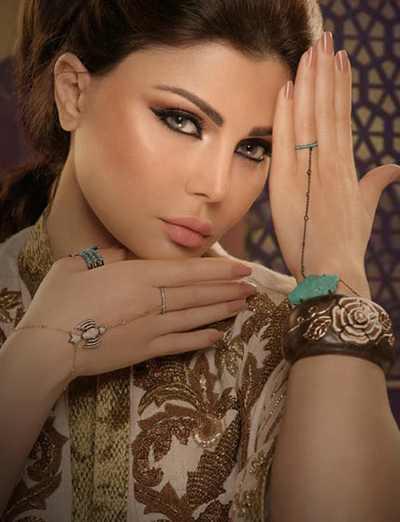 عکس های هیفا وهبی خواننده و بازیگر لبنانی
