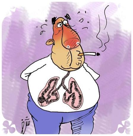 آیا می دانید فواید سیگار چیست ؟ - طنز