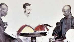 عکس های دیده نشده و کمیاب از چین در سال ۱۸۶۰