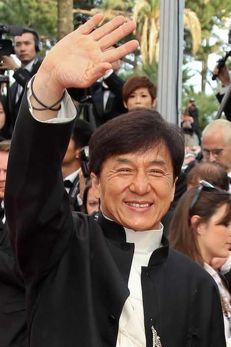 عکس جدید جکی چان