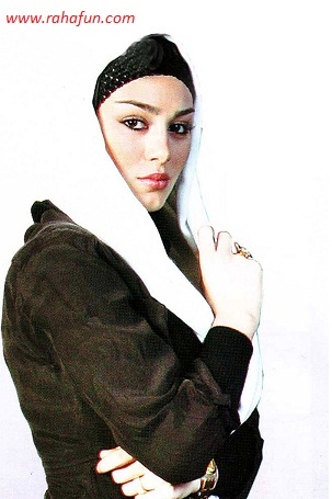 عکس و بیوگرافی سحر قریشی – Sahar Ghoreyshi/www.rahafun.com