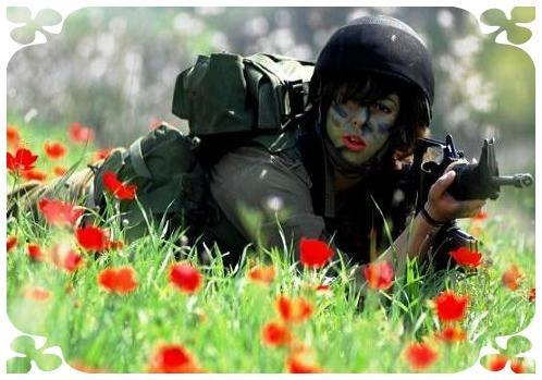 سربازی رفتن دخترها - طنز