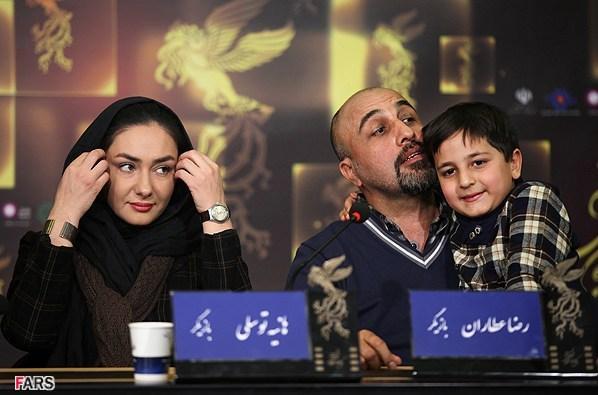 مصاحبه جالب با محمدرضا شیرخانلو عکس
