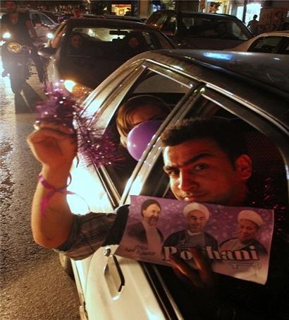 13920326000019 PhotoL عکس های شادی طرفداران دکتر روحانی