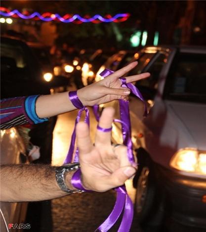 13920326000068 PhotoL عکس های شادی طرفداران دکتر روحانی