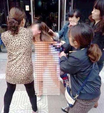 خیانت زن به انتقام گیری فجیع در خیابان تبدیل شد