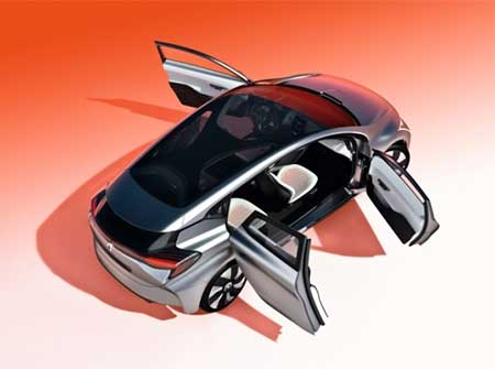 خودرویی که در هر 100کیلومتر 1 لیتر بنزین مصرف میکند