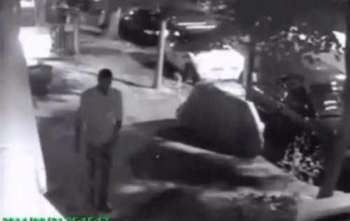تجاوز عجیب دو مرد به یک زن