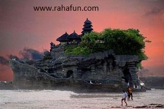 جزیره بسیار زیبای لوط|www.rahafun.com