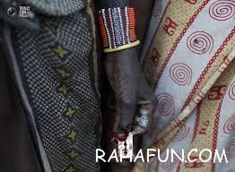 عکس ختنه کردن زنان و دختران