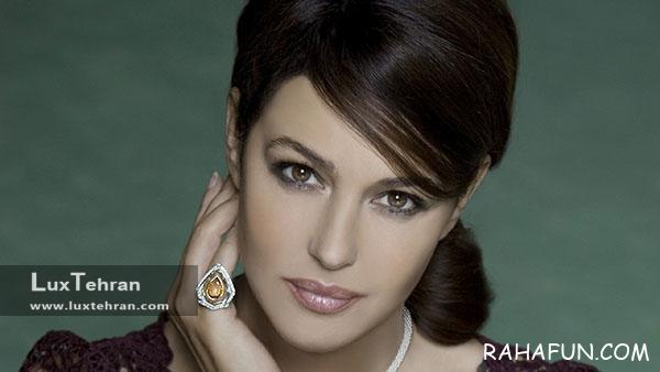زیبا ترین زن ایتالیا