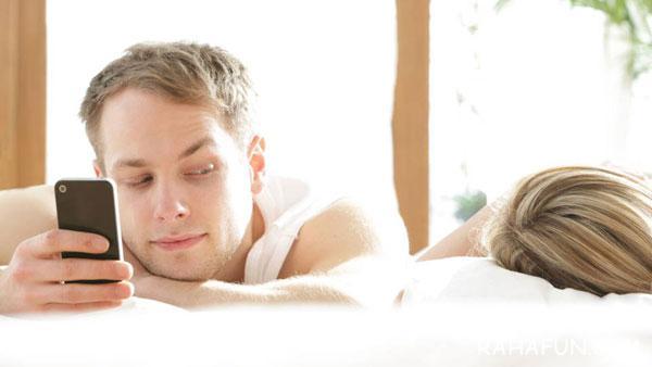 دوستی و رابطه با زن متاهل یا مرد متاهل