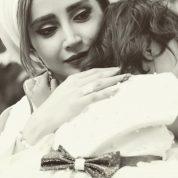 عکس شبنم قلی خانی بازیگر نقش آرزو در سریال آنام