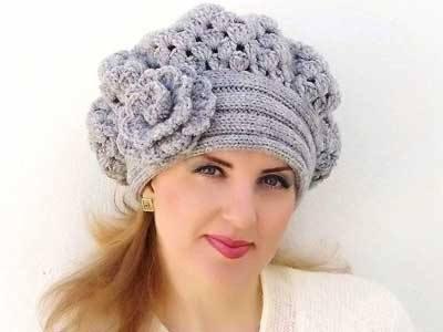 210 مدل شال و کلاه زنانه 2013