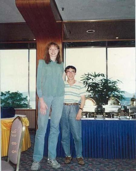 241 11 عکس بلندترین دخترهای جهان