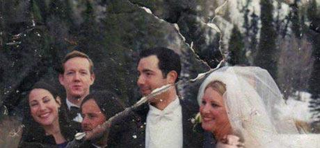 پیدا شدن عکس عروسی جنجالی پس از 13 سال