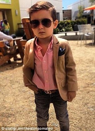 عکس خوشتیپ ترین پسر جهان