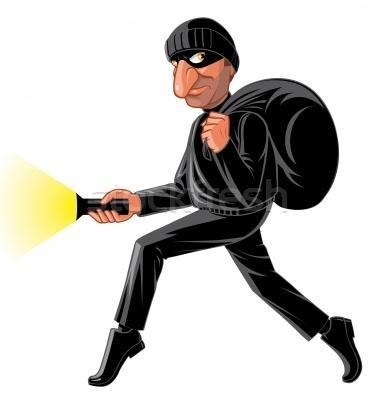داستان کوتاه و آموزنده دزدان بانک