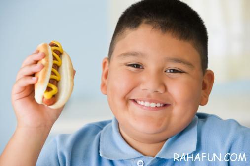 کودکان چاق
