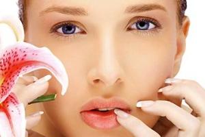 غذای مفید برای زیبایی بیشتر پوست و مو|www.rahafun.com