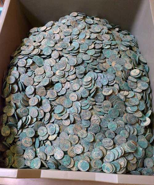 22هزار سکه مربوط به دوره روم باستان کشف شد