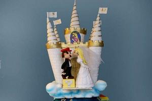 عکس های زیبا از کیک های عروسی|www.rahafun.com|