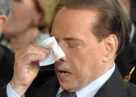 پاک شدن آرایش رئیس جمهور معروف !