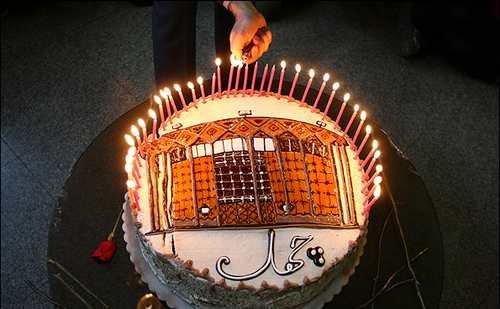 عکس های جشن تولد 40 سالگی عادل فردوسی پور