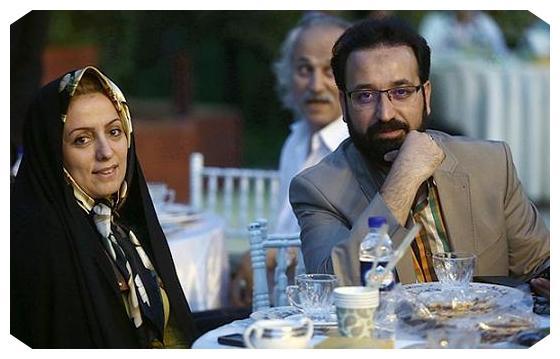 عکس های فرزاد جمشیدی و همسرش
