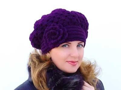 78 مدل شال و کلاه زنانه 2013