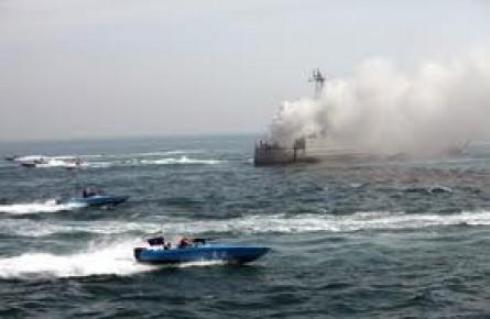 خبر حمله جنجالی آمریکاییها به قایق ایرانی