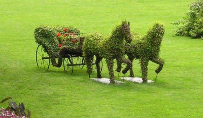 عکس های زیبا و دیدنی درخت آرایی |www.rahafun.com|