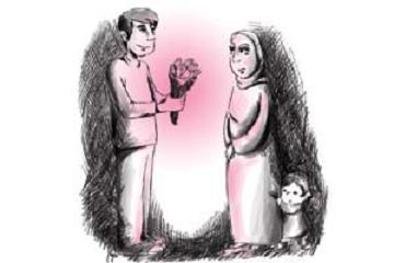 آمار ازدواج پسرهای جوان با زنان مطلقه