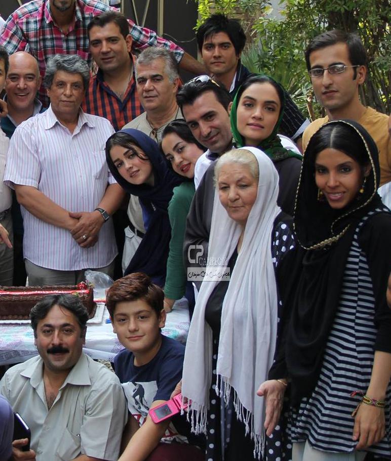 Afsaneh Pakroo 3 عکس های جدید افسانه پاکرو پاییز 93