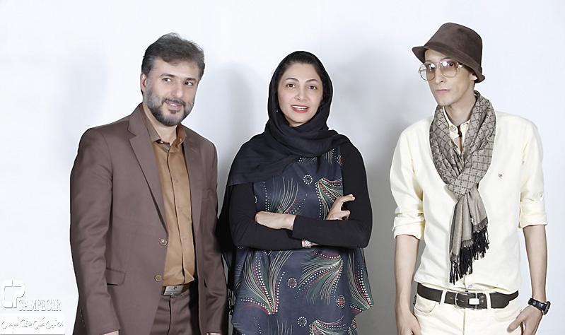 عکس های جدید  امین حیایی و نیلوفر خوش خلق در کنسرت مرتضی پاشایی