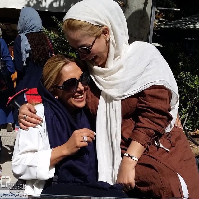 عکس های جذاب و دیدنی آناهیتا نعمتی آبان ۹۳