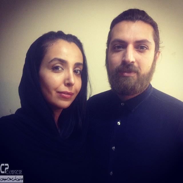 عکس های جذاب و دیدنی اشکان خطیبی آبان ۹۳
