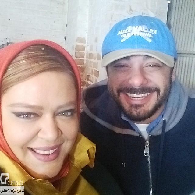 عکس های جذاب و دیدنی بهاره رهنما آبان ۹۳