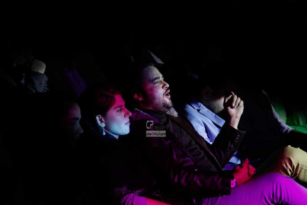 Bazigaran 4905 8 عکس های جذاب و دیدنی بازیگران با همسرانشان آبان ۹۳